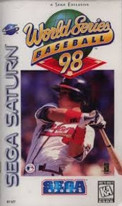 World Series Baseball 98 - Saturn Game