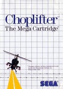 Choplifter - Sega Master System Game