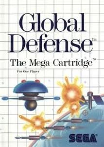 Global Defense - Sega Master System Game