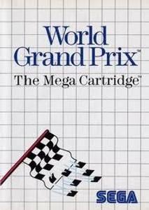 World Grand Prix - Sega Master System Game