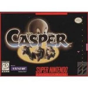 Casper - SNES Game