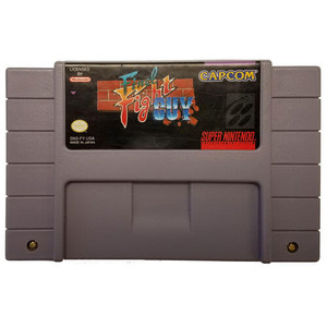 Final Fight Guy - SNES Game Cartridge