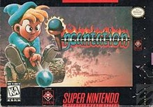 Incantation - SNES Game
