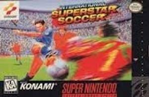 International Superstar Soccer - SNES Game