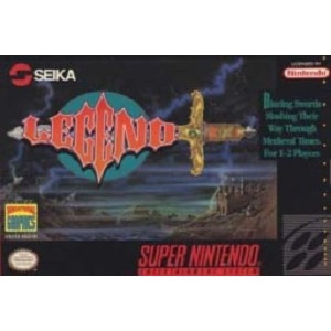 Legend - SNES Game