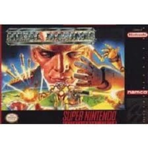 Metal Marines - SNES Game