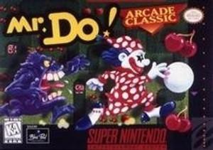 Mr. Do! - SNES Game