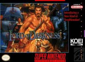 Nobunaga's Ambition Lord of Darkness - SNES Game