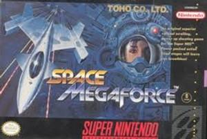 Space Megaforce - SNES Game