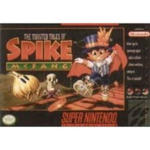 Twisted Tales of Spike McFang - SNES Game