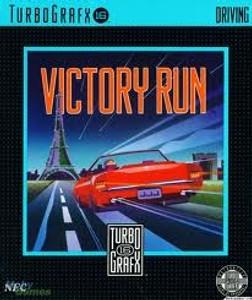 Complete Victory Run - Turbo Grafx 16 Game