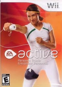 Active Personal Trainer - Wii Game