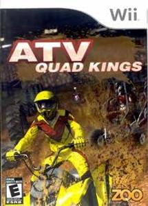 ATV Quad Kings - Wii Game