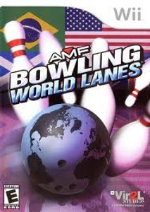 Bowling World Lanes - Wii Game