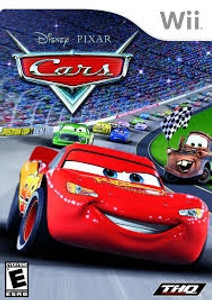 Cars - Wii Game