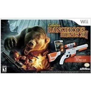 Cabela's Dangerous Hunts 2011 Bundle - Wii Game