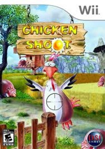 Chicken Shoot - Wii Game