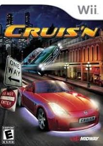 Cruis'n - Wii Game