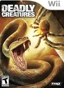 Deadly Creatures - Wii Game