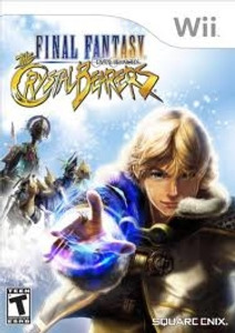 Final Fantasy Crystal Bearers- Wii Game