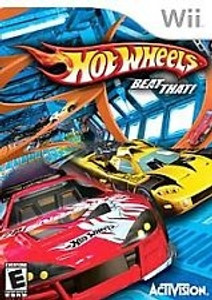 Hot Wheels Beat That! - Wii Game