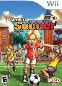 Kidz Sports International Soccer - Wii Game