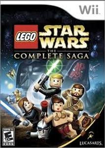 Lego Star Wars Complete Saga - Wii Game