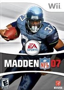 Madden NFL 07 - Wii Game