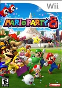 Mario Party 8 - Wii Game