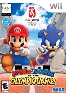 Mario and Sonic at the Olympic Games - Wii Game