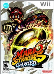 Mario Strikers Charged - Wii Game