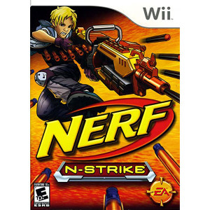Nerf N-Strike - Wii Game