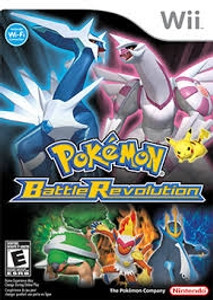 Pokemon Battle Revolution - Wii Game