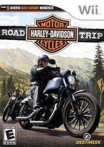 Road Trip Harley Davidson - Wii Game