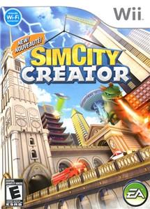SimCity Creator - Wii Game