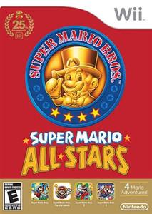 Super Mario All-Stars - Wii Game