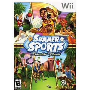 Summer Sports - Wii Game