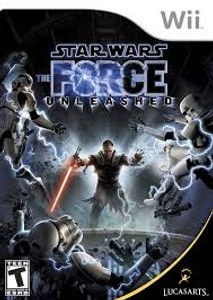 Star Wars Force Unleashed - Wii Game