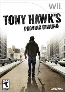 Tony Hawk's Proving Ground - Wii Game