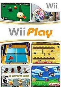 Wii Play - Wii Game