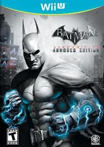 Batman Arkham City Armored Ed. - Wii U Game