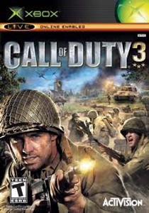 Call Of Duty 3 - Xbox Game