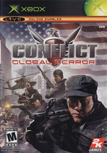 Conflict Global Terror - Xbox Game