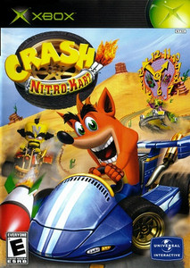 Crash Nitro Kart - Xbox Game