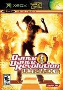 Dance Dance Revolution Ultramix 3  - Xbox Game