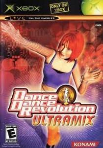 Dance Dance Revolution Ultramix - Xbox Game