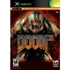 DOOM 3 - Xbox Game