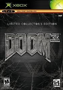 Doom 3 Collector's Edition- Xbox Game