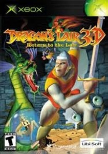Dragon's Lair 3D - Xbox Game