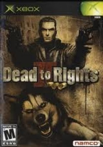 Dead To Rights II - Xbox Game Game-Xbox-dtr2